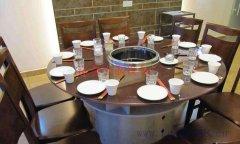 无烟火锅桌净化设备