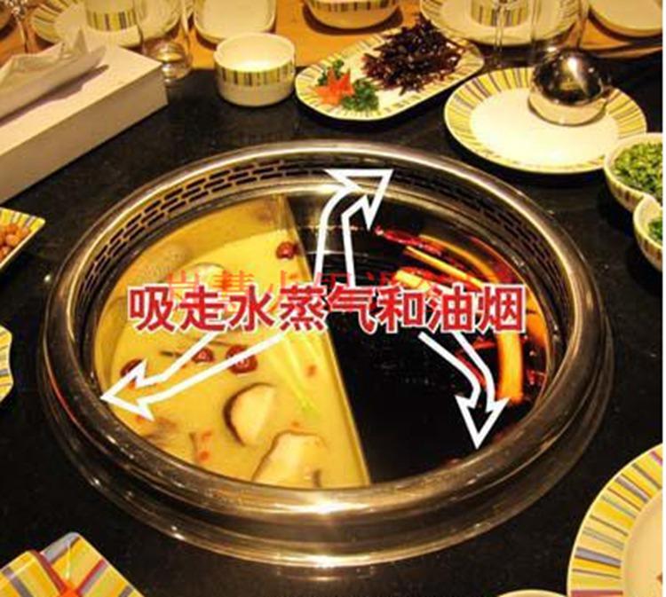 直销无烟火锅餐桌包安装(www.sms025.com)