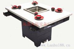 怎样选择无烟火锅桌椅?