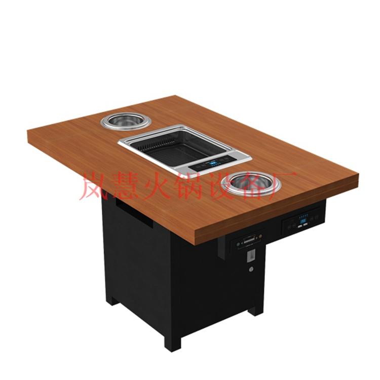 工厂直销无烟火锅设备产品参数(www.sms025.com)