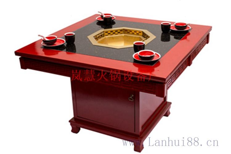 无烟火锅桌安装注意哪些问题?(www.sms025.com)