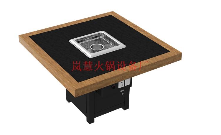 岚慧教你如何挑选无烟火锅桌(www.sms025.com)