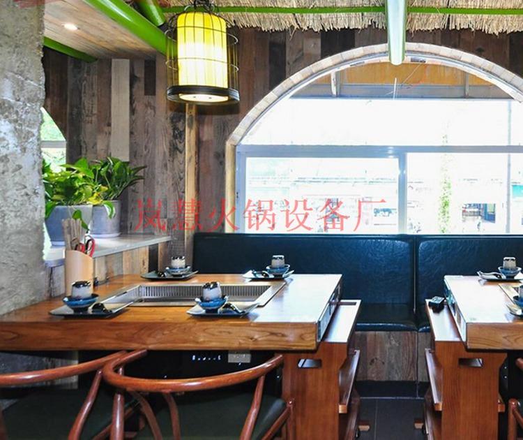 中山无烟火锅餐桌具有的优点(www.sms025.com)