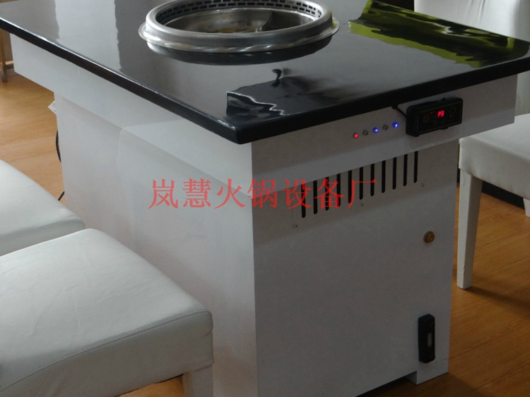 地排风无烟火锅工厂直销(www.sms025.com)