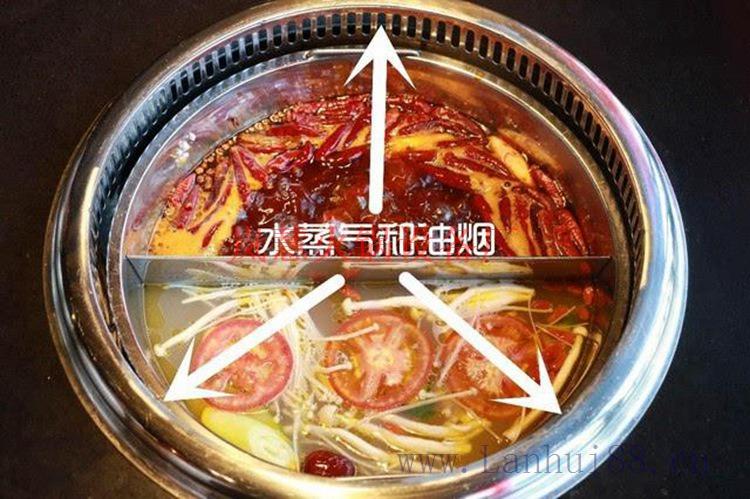 湖北批发无烟火锅餐桌(www.sms025.com)