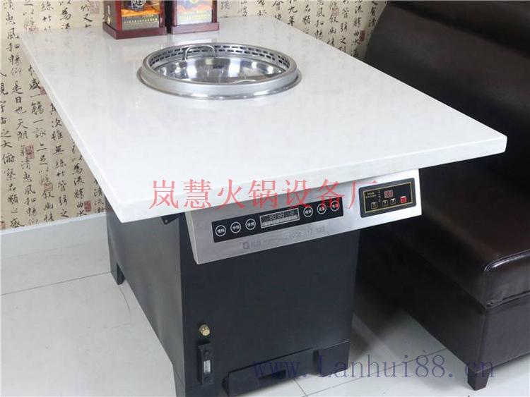 工厂直销地排式无烟火锅怎样保养?(www.sms025.com)