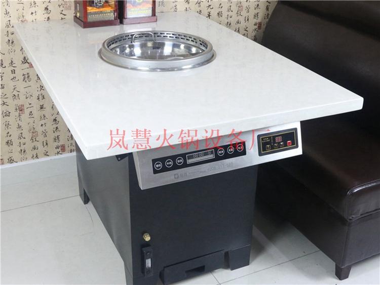 无烟火锅桌椅价格怎样计算?(www.sms025.com)