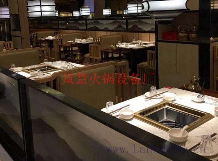 无烟火锅桌适用范围广(www.sms025.com)