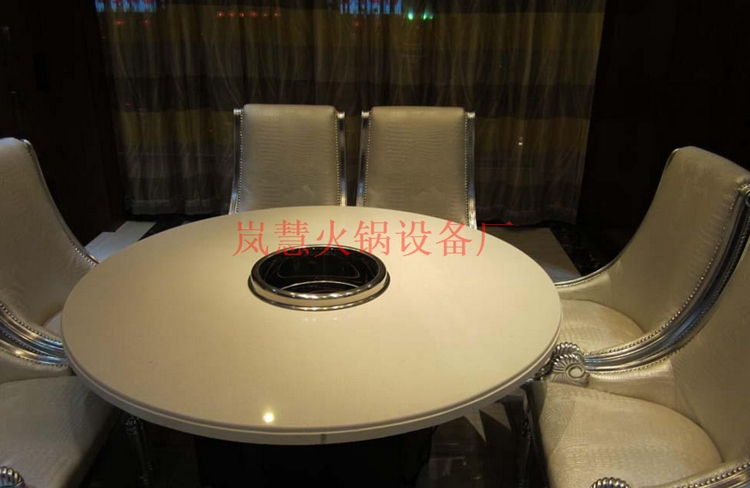 无烟火锅桌子如何安装合理?(www.sms025.com)