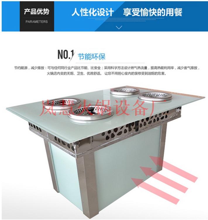合作无烟火锅桌厂家的好处有哪些?(www.sms025.com)