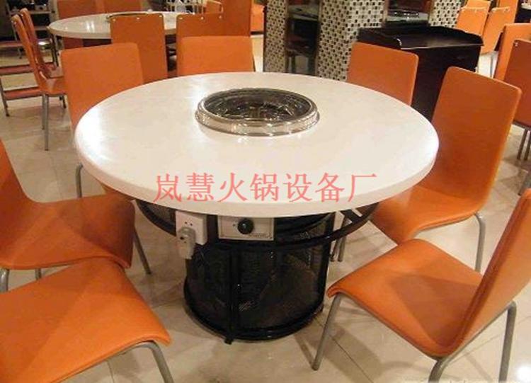 无烟火锅桌有哪些款式?(www.sms025.com)
