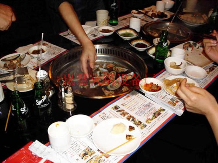 无烟涮烤火锅一体桌公司批发单价(www.sms025.com)