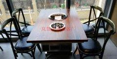 无烟涮烤火锅桌优点你知多少?