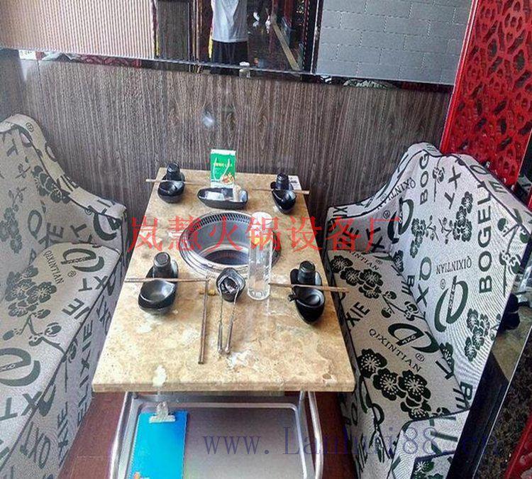 无烟涮烤火锅桌优点你知多少?(www.sms025.com)
