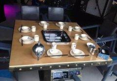 韩式小火锅桌椅